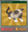 Kitten Orenda