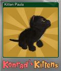 Kitten Paula