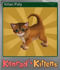 Kitten Polly