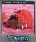 Meadows - Dreaming Boar