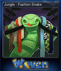 Jungle - Fashion Snake