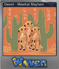 Desert - Meerkat Mayhem