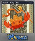 Beach - King Crab