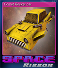 Comet Rocket car