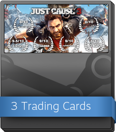 Just Cause 3 Booster Pack