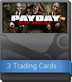 PAYDAY: The Heist Booster Pack
