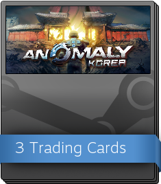 Anomaly Korea Booster Pack