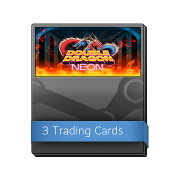 Steam Community Market Listings For 252350 Double Dragon Neon Booster Pack