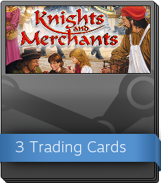 Knights and Merchants Booster Pack