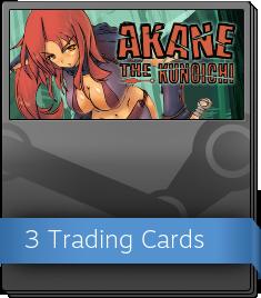 Akane the Kunoichi Booster Pack