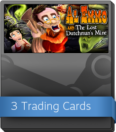 Al Emmo and the Lost Dutchman's Mine Booster Pack
