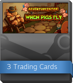 Adventurezator: When Pigs Fly Booster Pack