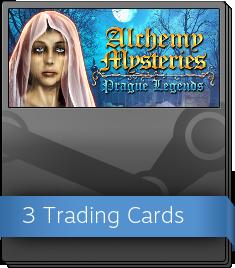 Alchemy Mysteries: Prague Legends Booster Pack