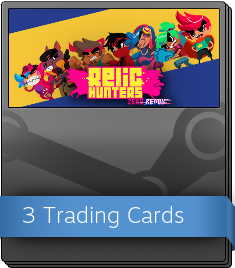 Relic Hunters Zero Booster Pack