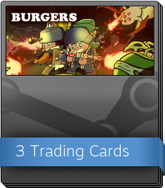 Burgers Booster Pack