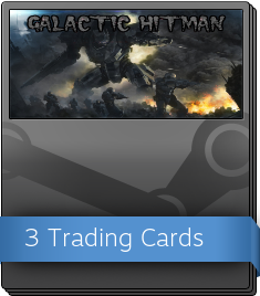 Galactic Hitman Booster Pack