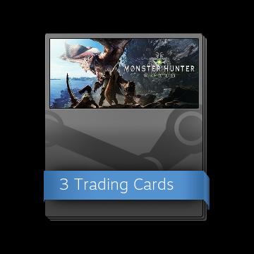 Steam Community Market :: Listings for 582010-MONSTER HUNTER