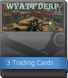 Wyatt Derp Booster Pack