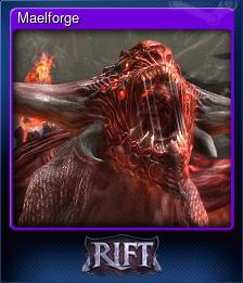 Maelforge (Trading Card)