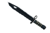 ★ StatTrak™ Bayonet | Night (Well-Worn)