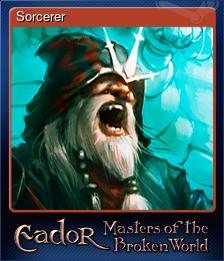 Sorcerer (Trading Card)