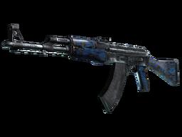 AK-47 | Blue Laminate