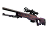 StatTrak™ AWP | Electric Hive (Minimal Wear)