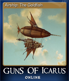 Airship: The Goldfish