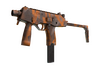 Souvenir MP9 | Orange Peel (Minimal Wear)