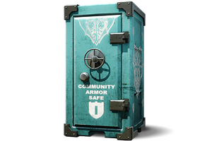 Community Armor Safe 1
