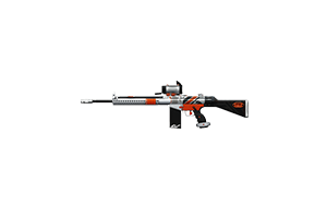 Gewehr 3 Rifle Imur Spotter Well Used