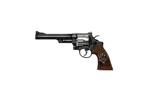 Castigo 44 Revolver Clyde Well Used