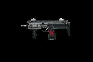 Specops Submachine Gun Lazarus Arms Broken In