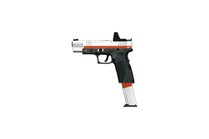 Leo Pistol Efflux Lightly Marked Stat Boost