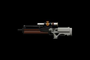 Lebensauger 308 Sniper Rifle Long Horn Well Used