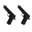 AKIMBO CROSSKILL PISTOLS | Castor and Pollux, Lightly-Marked