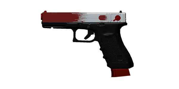 STRYK 18C PISTOL | Bloodshed, Mint-Condition