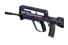 StatTrak™ FAMAS | Afterimage (Well-Worn)