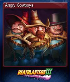 Angry Cowboys