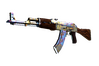 StatTrak™ AK-47 | Case Hardened (Minimal Wear)