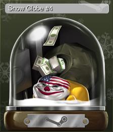 Snow Globe #4 (Foil)