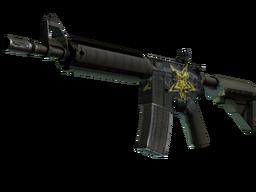 StatTrak™ M4A4 | Zirka