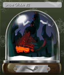Snow Globe #2 (Foil)