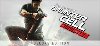 Гифт Tom Clancy's Splinter Cell Conviction™ Deluxe Edition