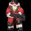 Rare Santa Pyro