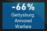 66% OFF Gettysburg: Armored Warfare