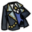 Aristocrat's Fine Overcoat
