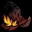 Fiery Witch's Hat