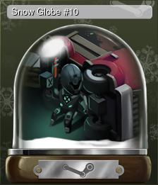 Snow Globe #10 (Foil)