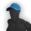Cobalt Solid Baseball Cap